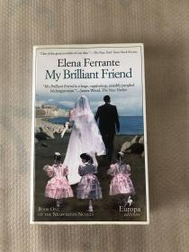 My Brilliant Friend:Neapolitan Novels, Book One