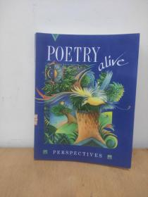 POETRY  alive