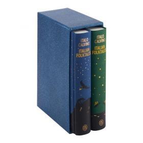 预售意大利民间故事folio豪华版 Italian Folktales Italo Calvino Illustrated byGérard DuBois folio deluxe