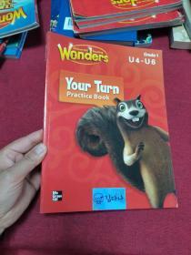 Wonders Grade1 U4-U6