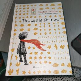 小王子英文原版 彩色精装有声版 世界经典文学名著 振宇书虫