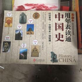 无敌中学历史年表系列:用年表读通中国史