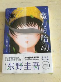 东野圭吾新作:魔力的胎动