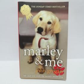 Marley & Me:Life and Love with the World's Worst Dog