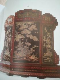 乾隆花园皇家文化系列(二):木艺奢华