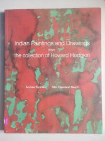Indian Paintings and Drawings from the colleciton of Howard Hodgkin (印度绘画 英文原版 大12开)