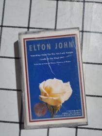 磁带 埃尔顿 约翰 风中之烛 1997