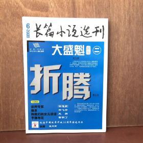 长篇小说选刊 2008-6