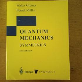 QuantumMechanics:Symmetries 量子力学对称性