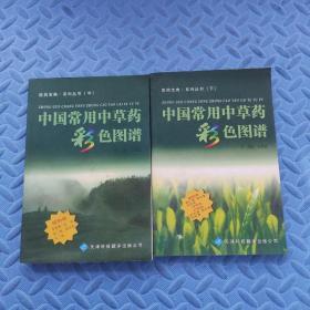 中国常用中草药彩色图谱.植物类(中 下册)