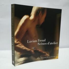 Lucian   Freud法文原版