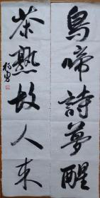 中国书法家协会会员杨勇书法