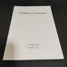 江西省战略性新兴产业发展研究报告(1)