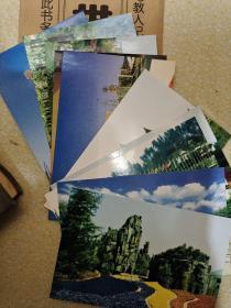 中国.99昆明世界园艺博览会5(10张明信片)