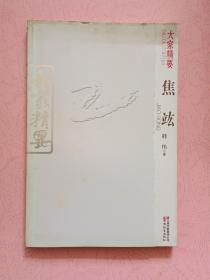 大家精要丛书  焦竑【2010年1版1印】