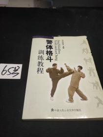 警体格斗训练教程