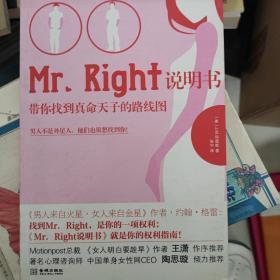 Mr.Right说明书:带你找到真命天子的路线图