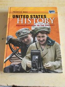 United States History Reconstruction to the Present Student Edition 2008c