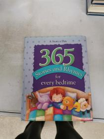365 Stories and Rhymes for every bedtime【满30包邮】