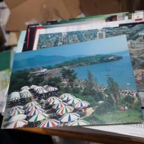 明信片:中国大连-星海公园