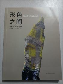 形色之间 杨明 雕塑作品集 雕塑技法 技艺术