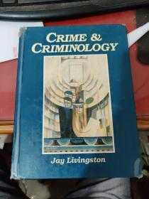crime&criminology(犯罪与犯罪学)