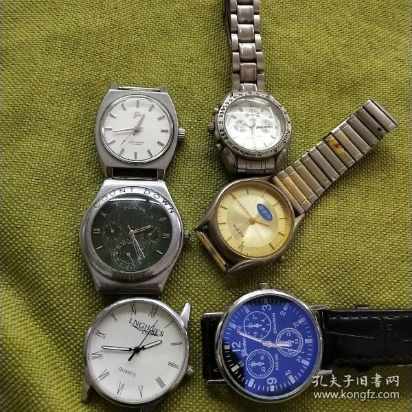坏手表6块不包有用,拆迁所得