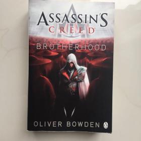 英文原版  Assassin's Creed:Brotherhood 刺客信条兄弟会