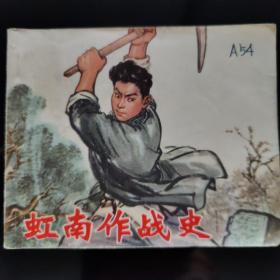 虹南作战史