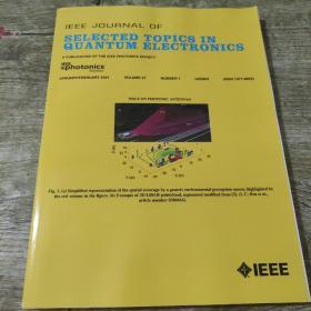 IEEE JOURNAL OF SRLECTED TOPICS IN QUANTUM ELECTRONICS(量子,光学)