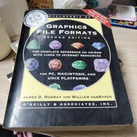 Encyclopedia Of Graphics File Formats: The Complete Reference On CD-ROM With Links To Internet Resources(附光盘)
