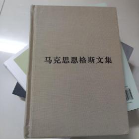 马克思恩格斯文集(第8卷)(马克思恩格斯文集手稿选编).