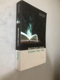 Grimms' Fairy Tales (Collins Classics)  格林童话(柯林斯经典)