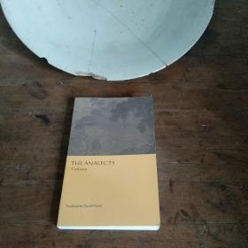 The Analects David Hinton 《论语》 戴维.亨顿英译 【英文原版】