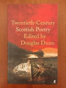 Twentieth-Century Scottish Poetry(现货,实拍书影)
