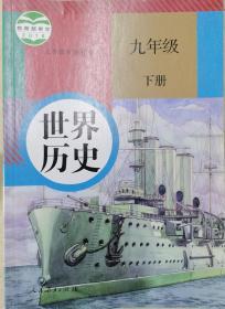 九年级世界历史下册