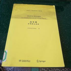 Springer大学数学图书·矩阵群:李群理论基础(影印版)