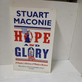 Hope and Glory A People's History of Modern Britain