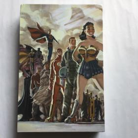 ABSOLUTE  DC: The New Frontier 15TH  ANNIVERSARY EDITION  绝对 DC:新边疆 15 周年纪念版 DC英雄漫画 精装带函套 未拆封