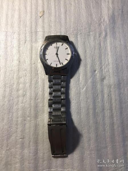 casio手表 MTP_1275(扣不紧,需要修)