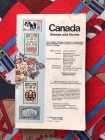 Canada stamps and stories