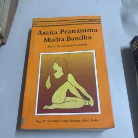 Asana Pranayama Mudra Bandha/2008 Fourth Revised Edition(三册合售 书名如图)