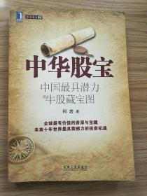 中华股宝:中国最具潜力的牛股藏宝图