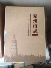 兖州市志(1996一2013)