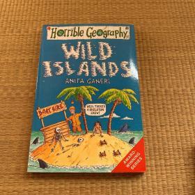 Wild islands英文绘本