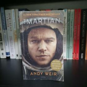 The Martian : A Novel Andy Weir《火星救援》安迪•威尔 英文原版