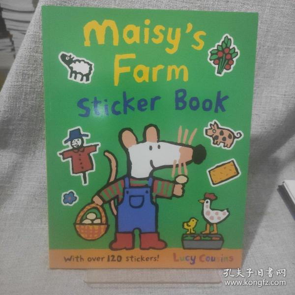 Maisy'sFarmStickerBook