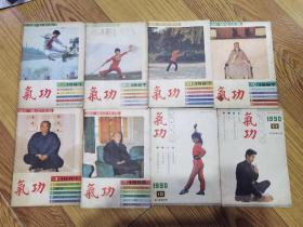 气功 1987 1990