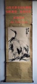 中国书画界联合会理事耿玉州先生早期手绘作品