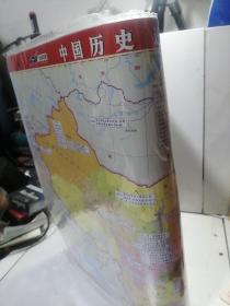 中国历史+世界历史速记地图